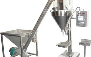重庆调味品粉剂包装机U淀粉定量包装机+送上料机
