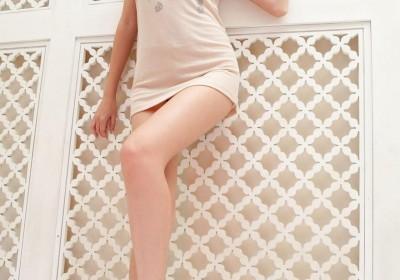 台湾长腿美女
