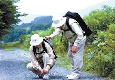 老年人外出旅游注意常识