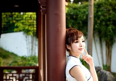 香港靓女黄诗思Jancy Wong可爱清纯写真