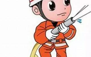 我市集中培训兼职消防队员、保安人员