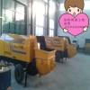 【细石混凝土拖泵】小型细石混凝土拖泵商机提供-泊科琪重工