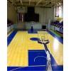篮球馆运动体育木地板/东北体育木地板厂家/北京欧氏地板