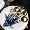 广州银貂餐具公司长期供应葡萄牙同款系列高档尖柄刀叉勺