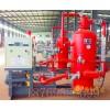 蒸汽回收机在供热公司配套带去的节能效益