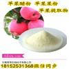 苹果酵素粉99%  天然苹果提取液 水溶性苹果醋粉