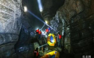 武隆再次发现新洞穴 可与芙蓉洞媲美