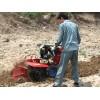 小型果园开沟机开沟挺深的小型果园专用开沟机大棚专用微耕机