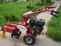 微型扒土机葡萄施肥开沟机国外葡萄扒土机视频第六代葡萄埋藤机