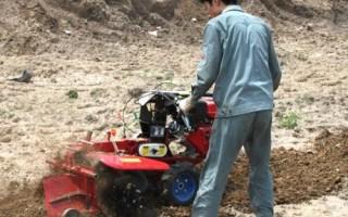 小型除草开沟机开沟机小型农用小型培土机全部功能介绍