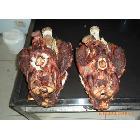 厂家王老大低价批发供应熟驴肉驴头 驴肉长期批发
